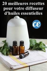 Comment Diffuser Huile Essentielle : 20 recettes pour diffuseur d 39 huiles essentielles que vous allez a do rer ~ Dode.kayakingforconservation.com Idées de Décoration