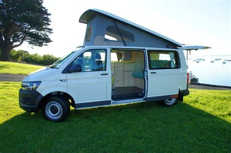 New VW T6 LWB Campervan   Achtung Camper