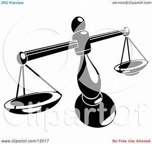 Balancing Weighing Scale Clipart Illustration by Geo ...