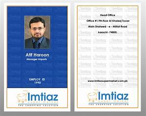 card employee card template word best professional With employee id cards templates