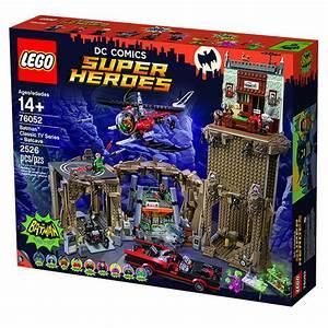 LEGO DC Comics Super Heroes Batman Classic TV Series