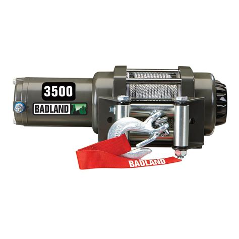 Atv Utility Electric Winch With Automatic Load