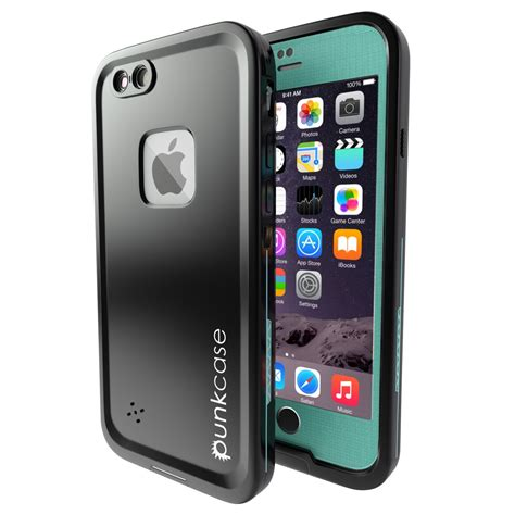 iphone 6 plus waterproof punkcase spikestar iphone 6 plus waterproof ip68