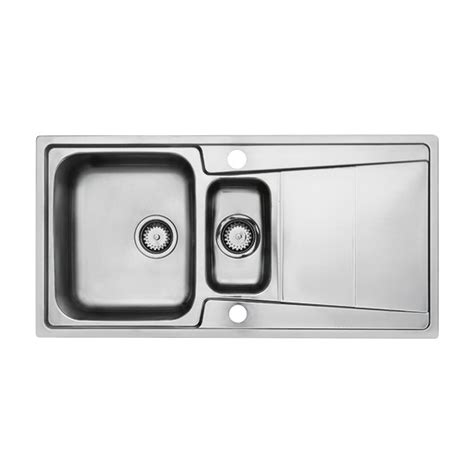 Passo Sink From Cooke & Lewis At B&q  Kitchen Sinks  10