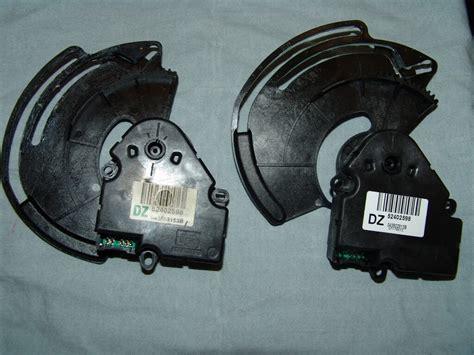 silverado blend door actuator calibration sparkys answers 2003 chevrolet silverado changing the