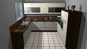 Küche U Form Günstig : kitchenclick musterk che gem tliche u k che ausstellungsk che in von ~ Indierocktalk.com Haus und Dekorationen
