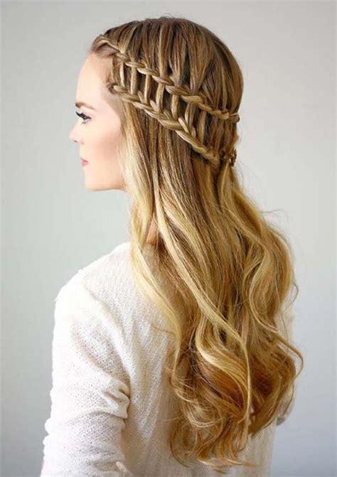 peinados  trenzas  cabello largo  te encantaran