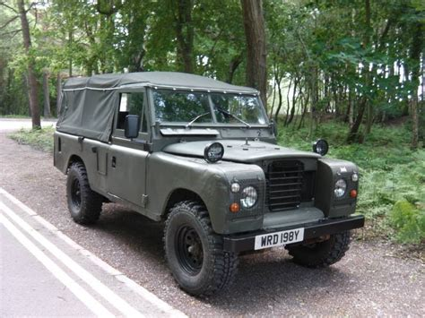 land rover series 3 custom 1983 land rover series 3 109 2 25 petrol youtube