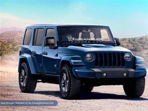 2018 Jeep Wrangler Forum by Tilan Jeep Wrangler 2018 Versi Jl Wrangler Forum