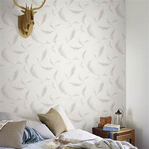 unique papier peint chambre ado ravizhcom With papier peint leroy merlin chambre ado
