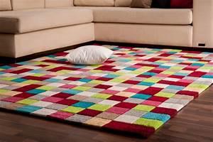 Teppich 100 X 200 : teppich konturen modern flachflor bunt karo design neu gr n rot blau ebay ~ Bigdaddyawards.com Haus und Dekorationen