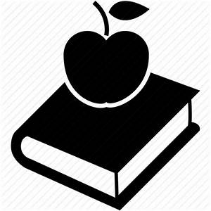 Apple, book, break, food, lunch time icon | Icon search engine