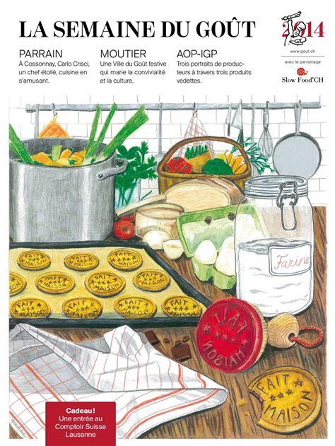chef de cuisine en suisse calaméo magazine de la semaine suisse du goût 2014