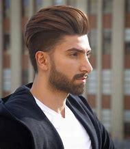 High Volume Undercut Hairstyle Men