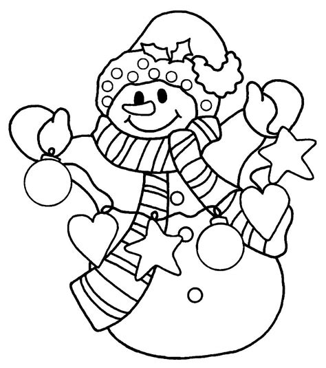 snowman clown shape with bright light ornament christmas