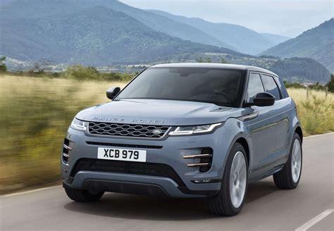 prix  tarif land rover range rover evoque