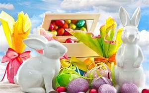 Free Happy Easter Day computer desktop wallpaper