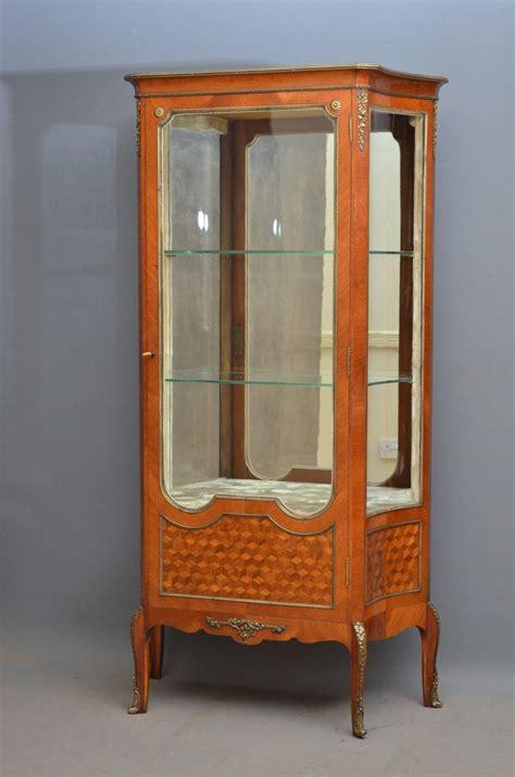 vintage display cabinets antique display cabinet antiques atlas 3189
