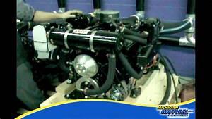 5 7l Indmar Mpi 325hp Complete Inboard Marine Engine
