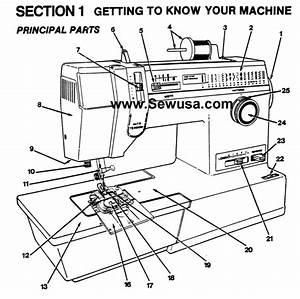 Singer 6235 Instruction Manual