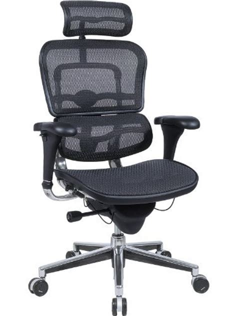 top office chair with neck support