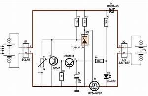 How To Make 4a Photovoltaic  Solar  Charge Controller