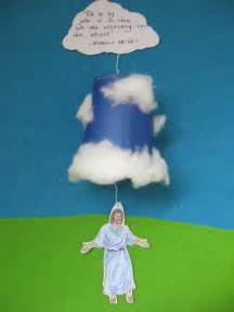Jesus Ascends into Heaven Craft