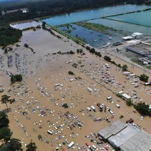 Flooding Baton Rouge Louisiana Map 2016