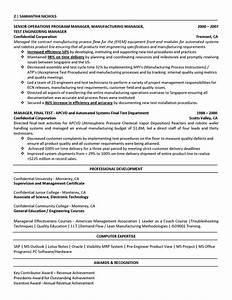 manufacturing engineer resume best template collection With engineering resume