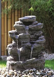 Solarkugeln Garten Obi : brunnen quellstein miniteich und bachl ufe obi ~ Buech-reservation.com Haus und Dekorationen
