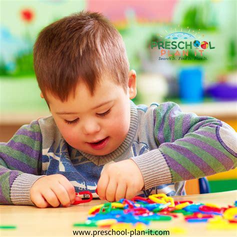 special   disabilities  preschoolers