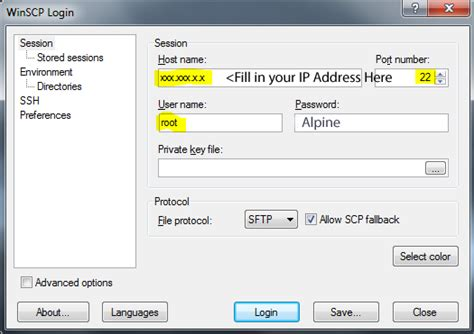 site login iphone how to ftp ssh into your iphone ipod touch or 4