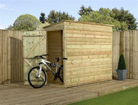 shed 6x3 garden shed 6x3 shiplap pent shed pressure treated tongue