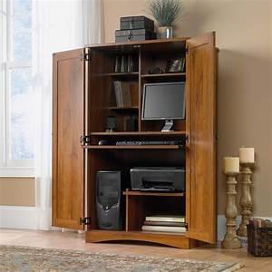 Meuble De Maison : meuble ordinateur ferme armoire id es de d coration de maison jwnpwl0b49 ~ Teatrodelosmanantiales.com Idées de Décoration