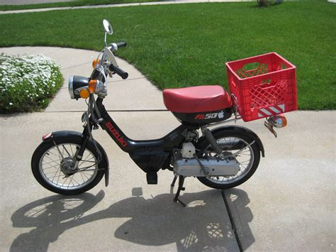 1987 suzuki fa50 for sale moped army