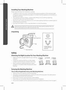 1  Instruction Manual M100wm09 Ib 090922