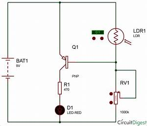 Transistor Switching Circuit  Examples Of How Transistor