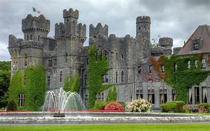 Castle Ireland Irish Ashford Castles Desktop Backgrounds