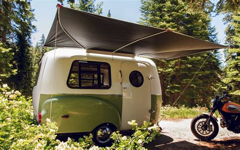 mini camper trailers towable  small suvs cars  trucks