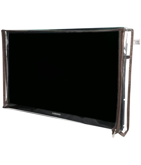 E Retailer Single PVC LED/LCD Television Cover for 32 Inch