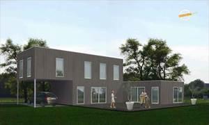 constructeur maison container en france avie home With plan de belle maison 16 187 containers