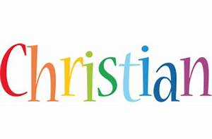 Christian Logo | Name Logo Generator - Smoothie, Summer ...