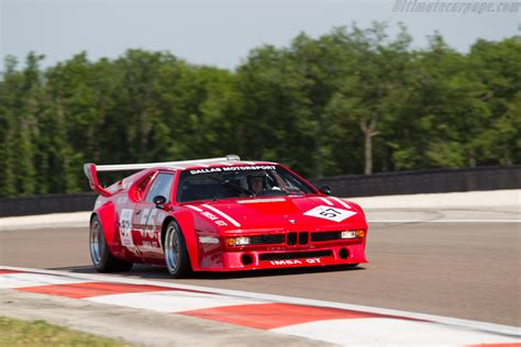 BMW M1 Group 4 - Chassis: 4301302 - Driver: Amaury Latham ...