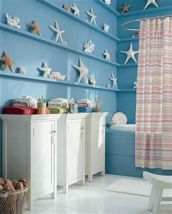 Decoration Chambre Style Marin : photo decoration d coration salle de bain style marin ~ Zukunftsfamilie.com Idées de Décoration