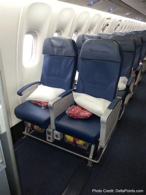 delta comfort class delta 767 300 economy comfort seats delta points