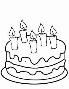 Dessin Gateau Anniversaire : dessin gateau anniversaire 8 ans imprimer ~ Melissatoandfro.com Idées de Décoration