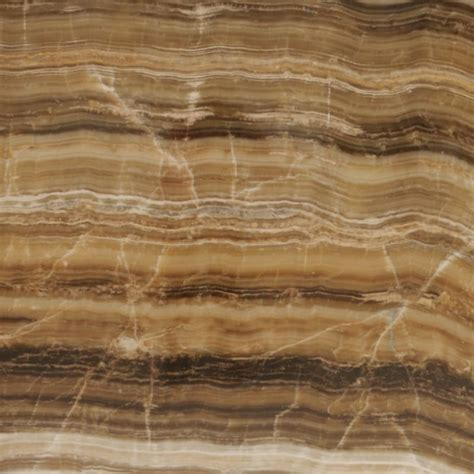 Caramel Onyx Vein Cut Polished Onyx Slab Random 3/4