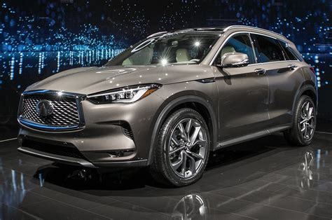 2019 Infiniti Qx50 Revealed Ahead Of 2017 Los Angeles Auto