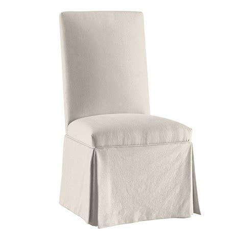 parson chair slipcovers ballard essential parsons chair slipcover ballard designs
