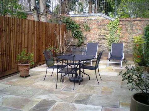 Patio Areas In Gardens by Landscaping Garden Designs Lawns Flower Beds